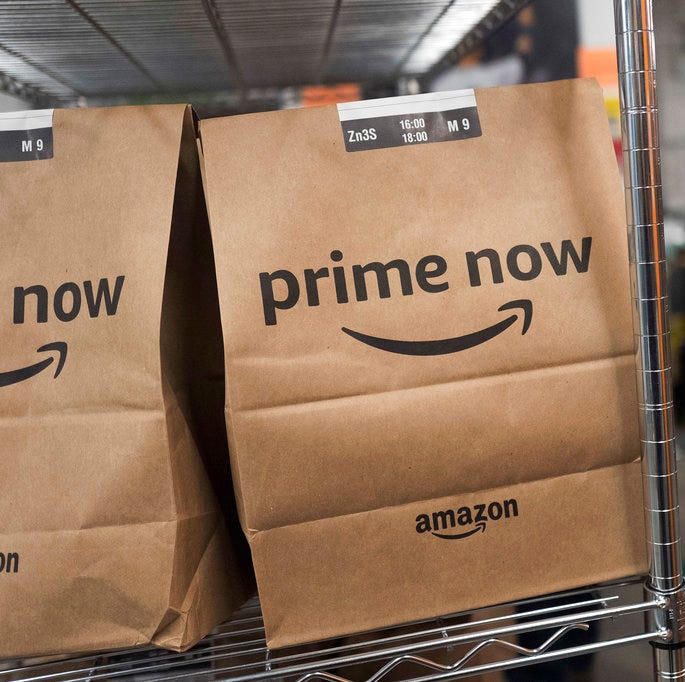 Amazon's restaurant delivery service debuts in Nashville