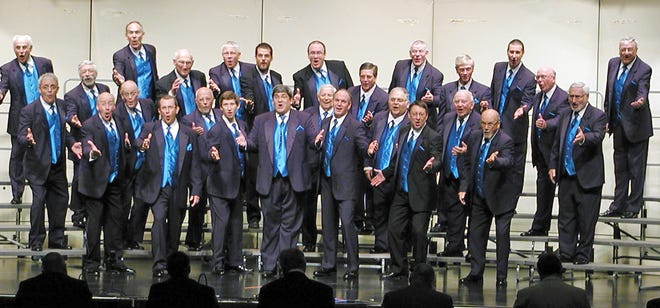 Manitowoc's Clipper City Chordsmen.