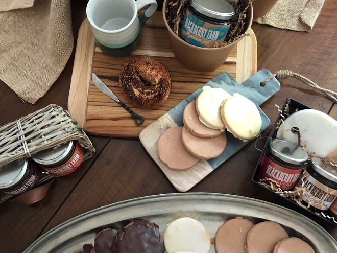 The new Sweet LaLa's Bakery in Regalia Center will carry not only their famous cookies, but also locally made food items from Memphis chefs.