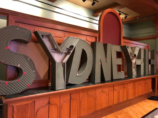 The Sydney Hih building was a part of Milwaukee's counter cultural history. It was torn down in 2012, but the letters that were once on top of the building are on display at the Tavern at Turner Hall.