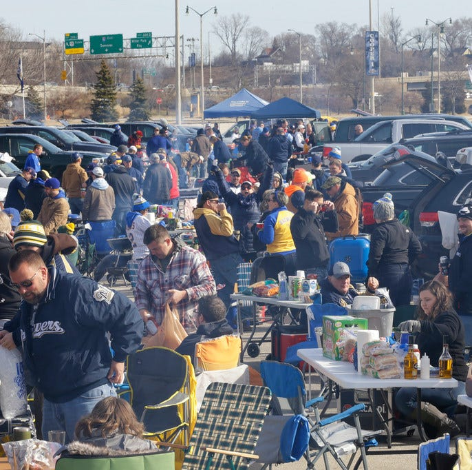 Playoff tailgate forecast: Gorgeous Thursday, total washout possible on Friday
