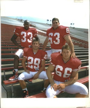 Former UW guard Joe Rudolph, now the Badgers' offensive coordinator, is eager to celebrate the 1993 team's Rose Bowl title with former teammates this weekend.