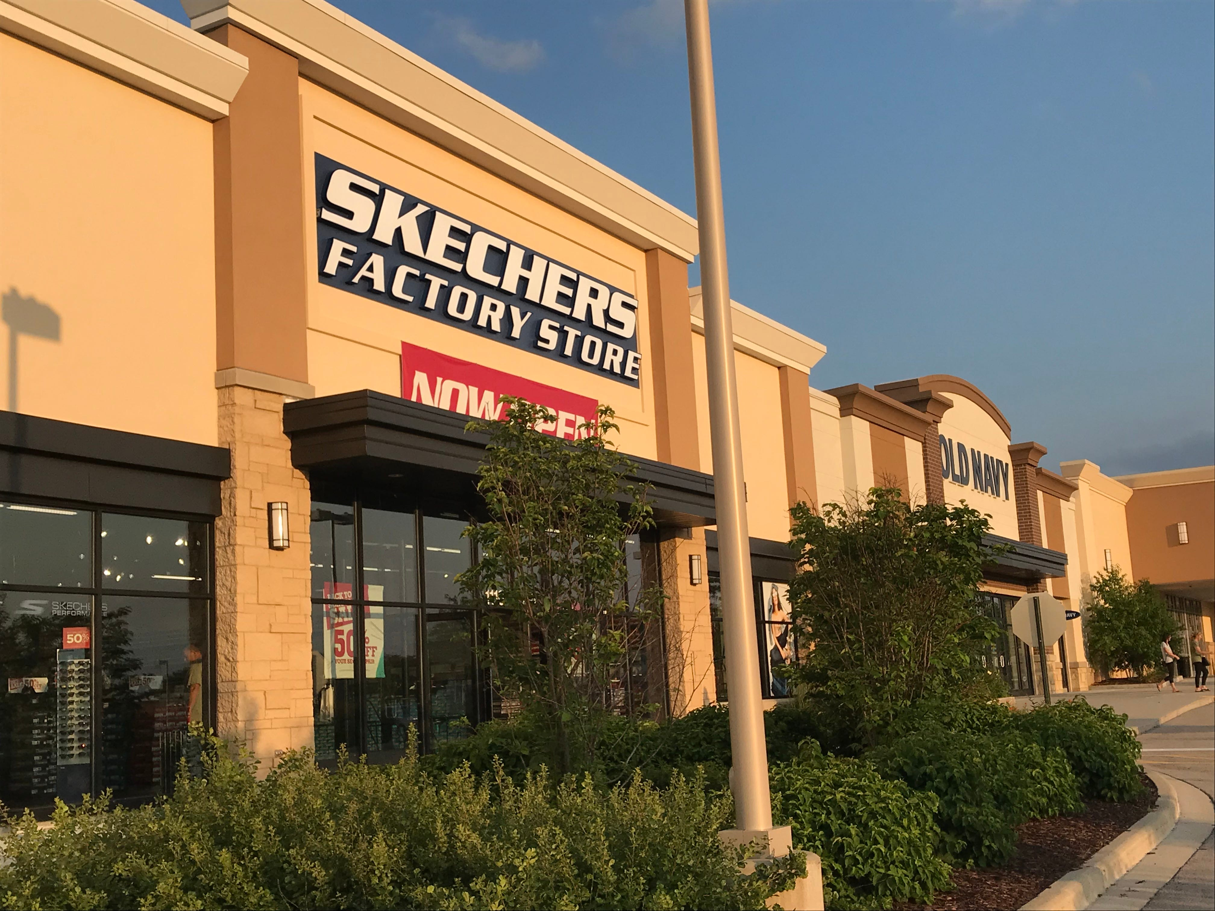 Skechers warehouse store is coming to