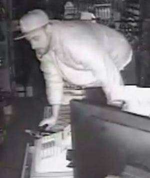 West Allis police are asking the public's help to identify this man in connection with a burglary at Becher Beer & Liquor, 2077 S. 78th St., the night of Saturday, Sept. 29.