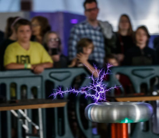 Maker Faire Milwaukee brings science and stuff together with the people who love to explore both. It's open to the public Saturday and Sunday at the Wisconsin Center.