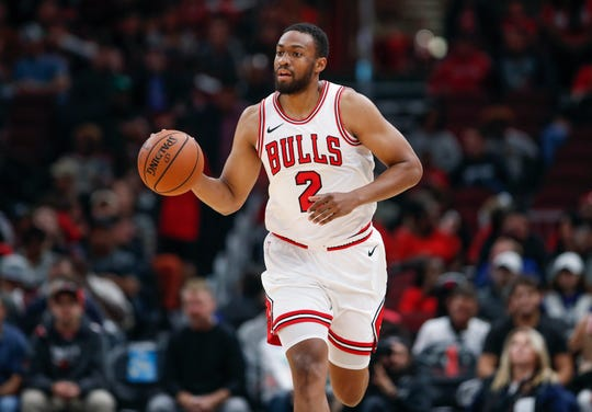 Jabari Parker signed a two-year, $40 million deal with the Bulls in the off-season.