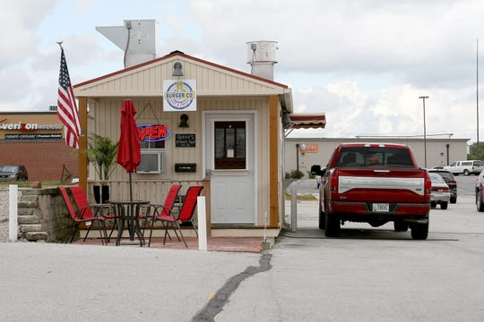 Despite having limited hours, the Mtn. Home Burger Co. has already developed a devoted following. They are open Monday through Saturday, from 11 a.m. 2 p.m. and are located at 38 Paul Wood Lane, in the TJ Maxx parking lot.