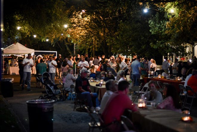 The 18th annual Tavern Fest is Friday, Oct. 5, in Old Alabama Town.