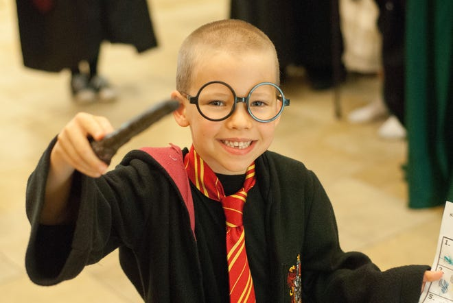 The Montgomery Zoo will be filled with wizards and magical creatures Friday during Harry Potter Night at the Zoo.