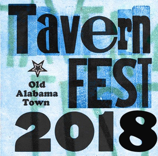 Tavern Fest 2018 is Friday, Oct. 5 in Old Alabama Town.