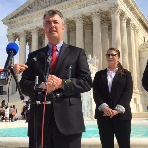 Alabama Attorney General Steve Marshall called the bill a first step in getting substantial revisions at the board.