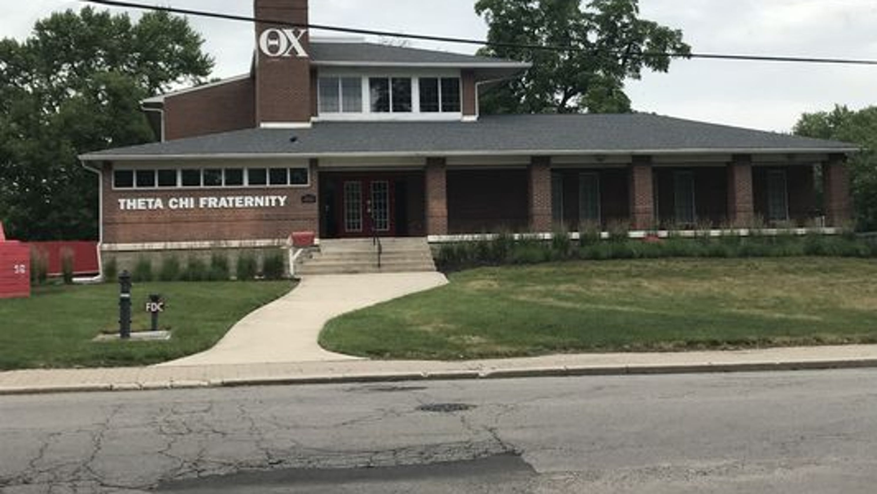 Theta Chi fraternity at Ball State shut down after unnamed
