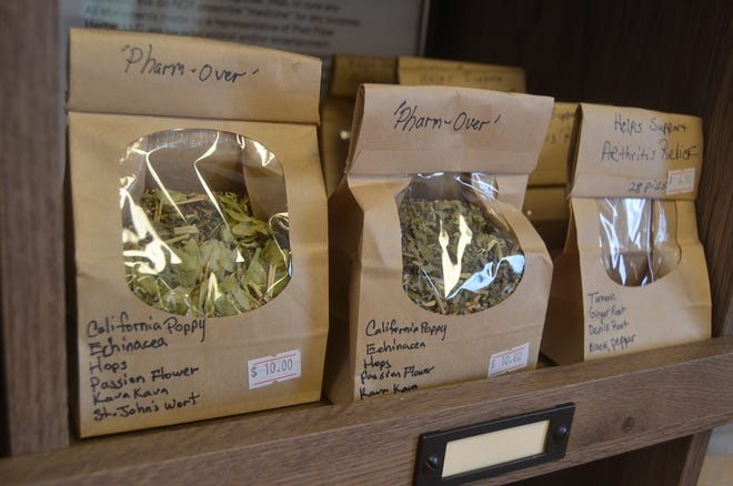 Pied Piper Herbs in Portland sells blends of organic herbs to make teas with a variety of affects. Pharm-Over helps customers get off prescription drugs without having the effects of withdrawal.