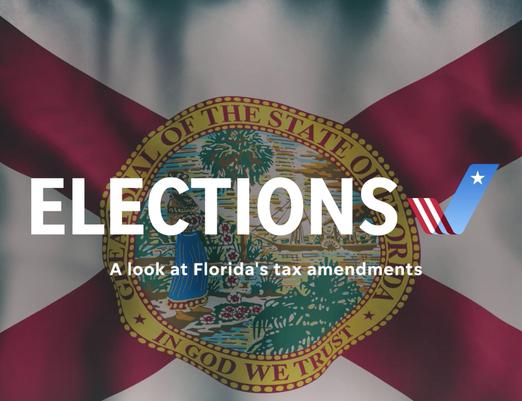 Elections A Look At Floridas Tax Amendments Photo Staff