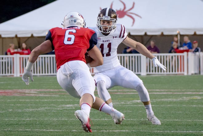 Community School grad Cooper Weiss is a starting sophomore safety at Fordham despite being one of the state's better quarterbacks.