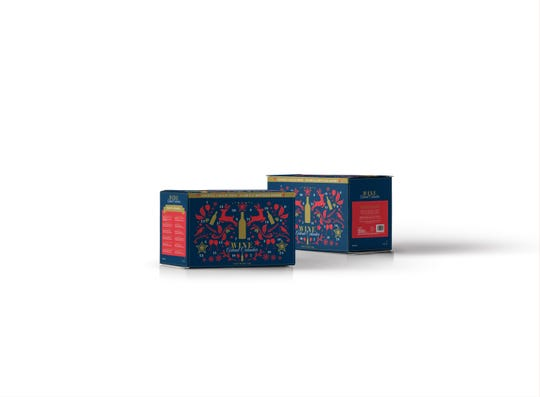 Aldi's Wine Advent Calendar goes on sale for a limited time, starting on Nov. 7.