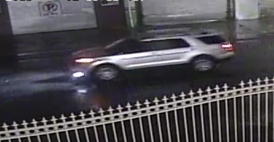 The woman who police say is beleived to have been hit by this SUV on July 22 has died from her injuries.  Law enforncement officials anyonje with information about this incident call 1-877-370-7276.