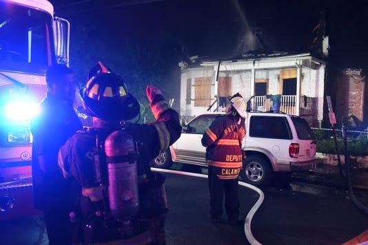 Paterson Fire