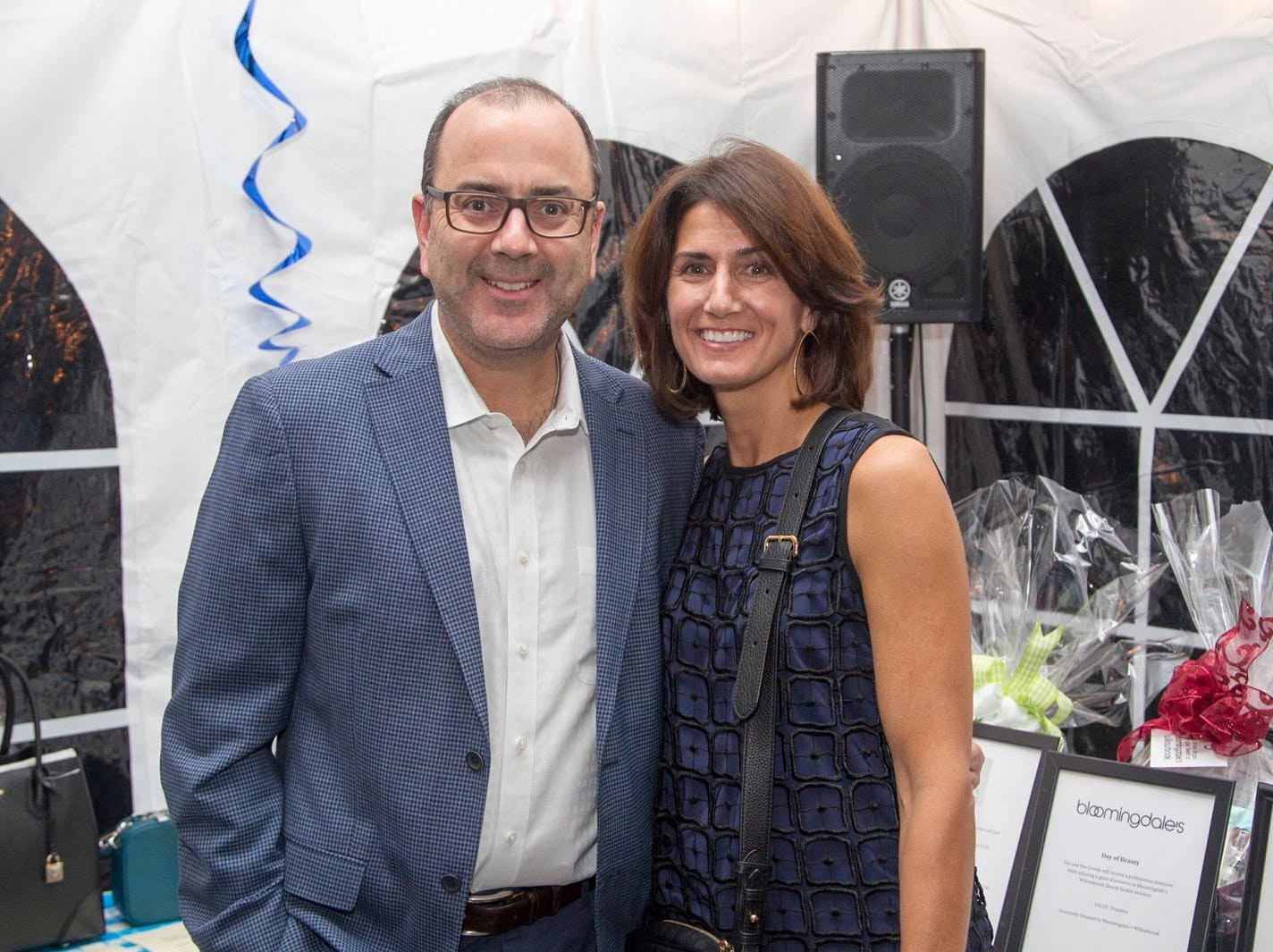 Linda and Mark Hannafey. Ridgewood Education Foundation's 2018 Oktoberfest at the Hermitage. 09/29/2018