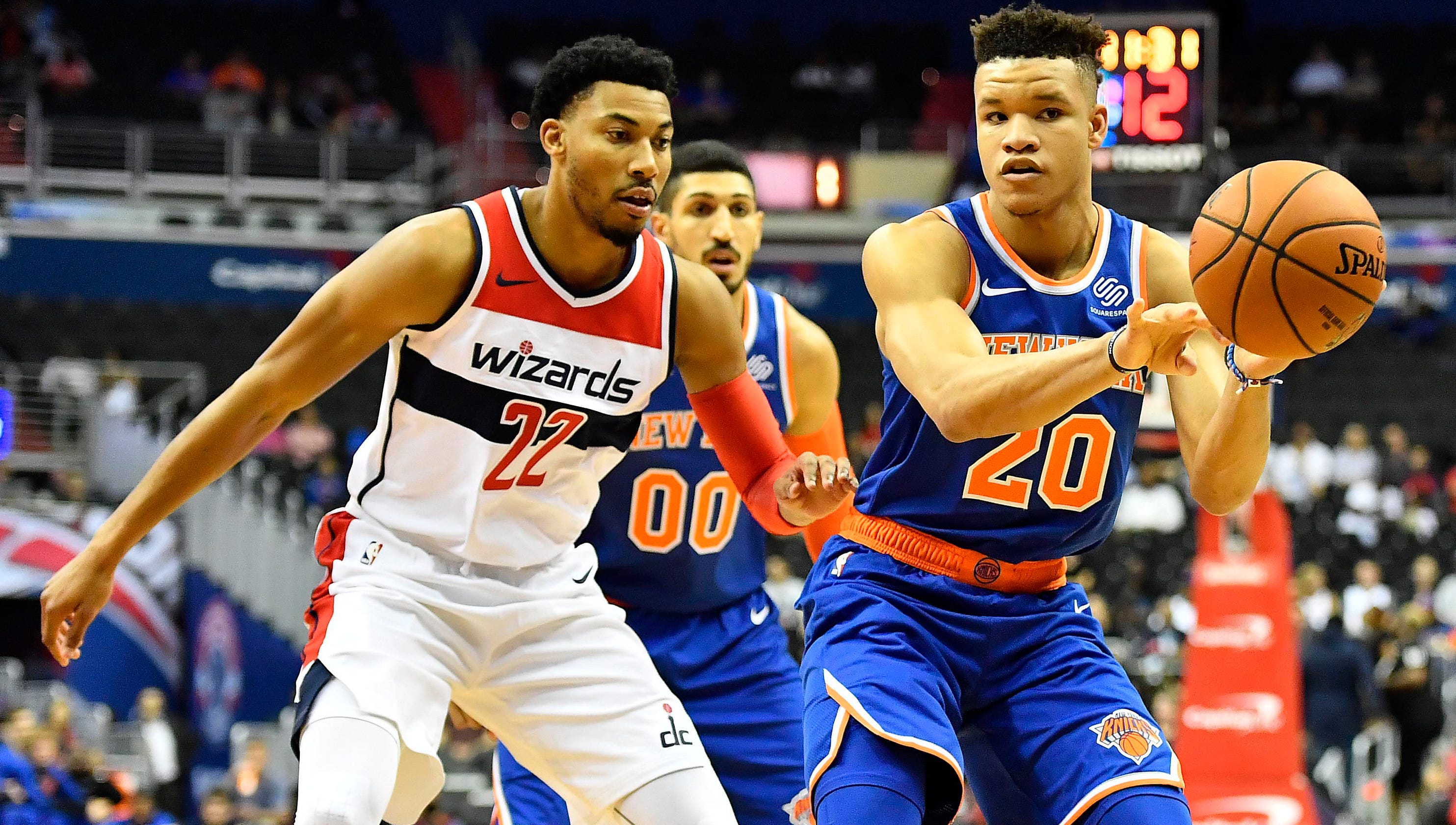 New York Knicks  Kevin Knox 441b34306