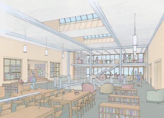 Artist rendering level 2