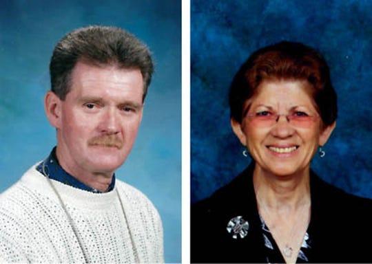 Tom Powers and Rosemary Garcia
