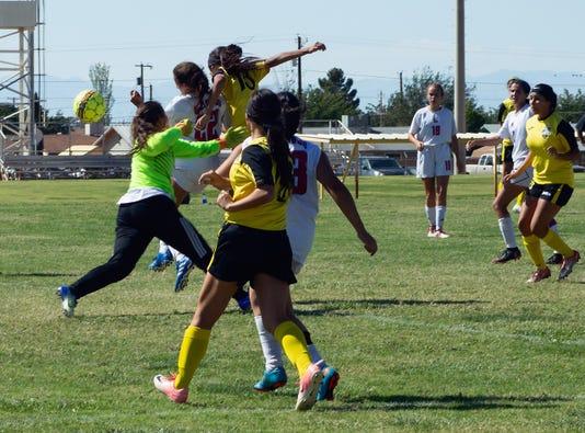 Alamogordo girls Soccer