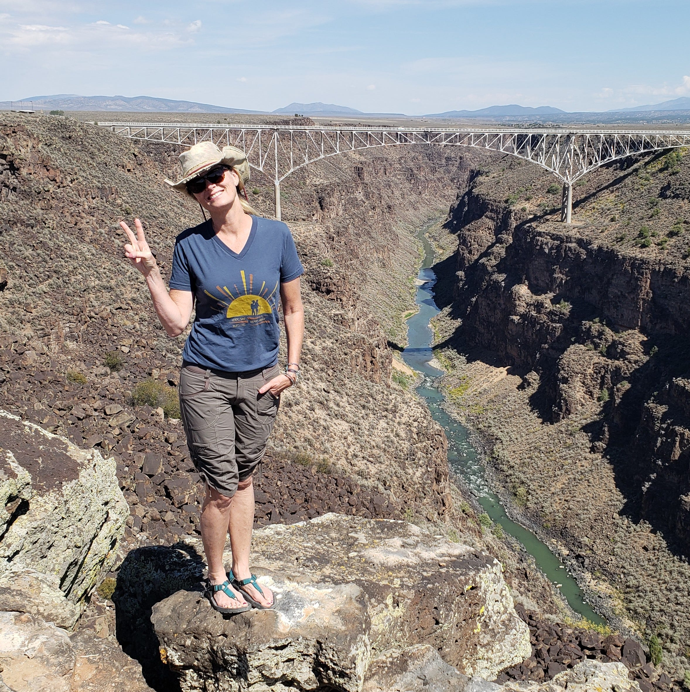 Happy Camper: Vacationing in Northern New Mexico