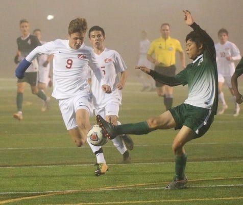 Novi v Canton soccer 1