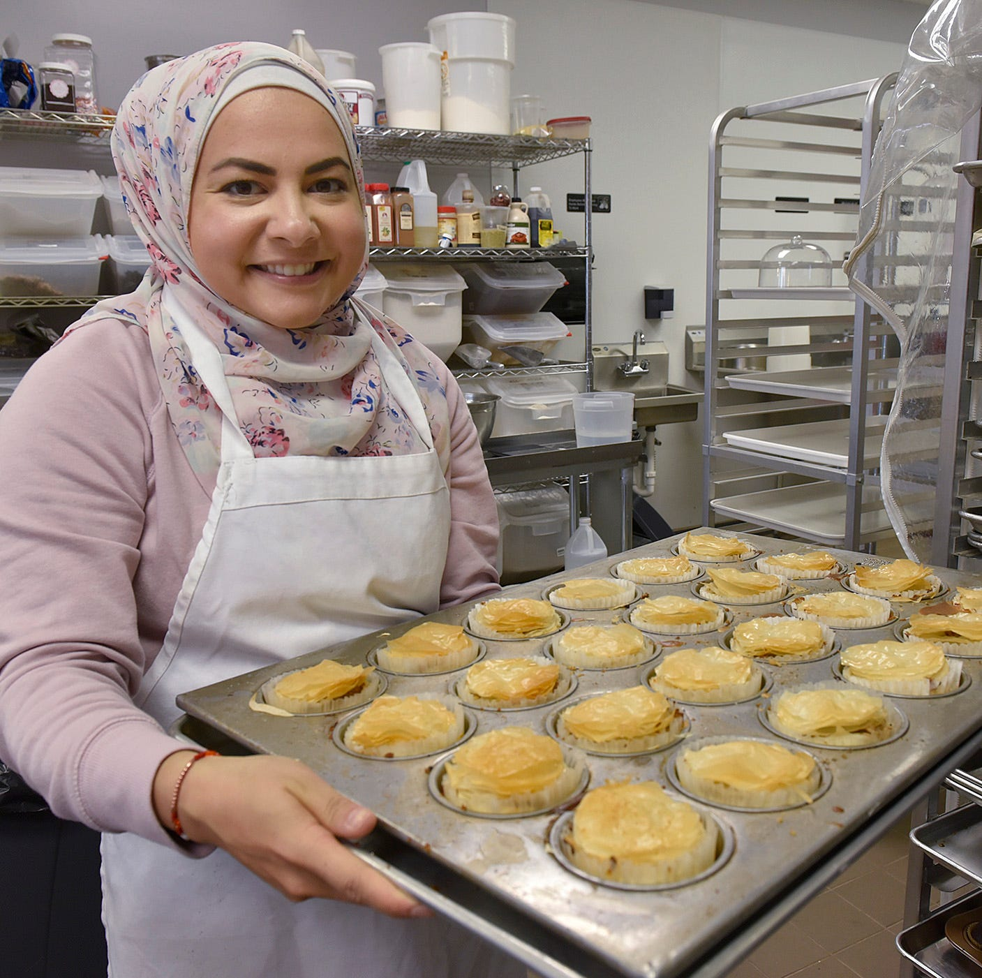'MasterChef' contestant brings her talents to Butter Bear bakery in Livonia