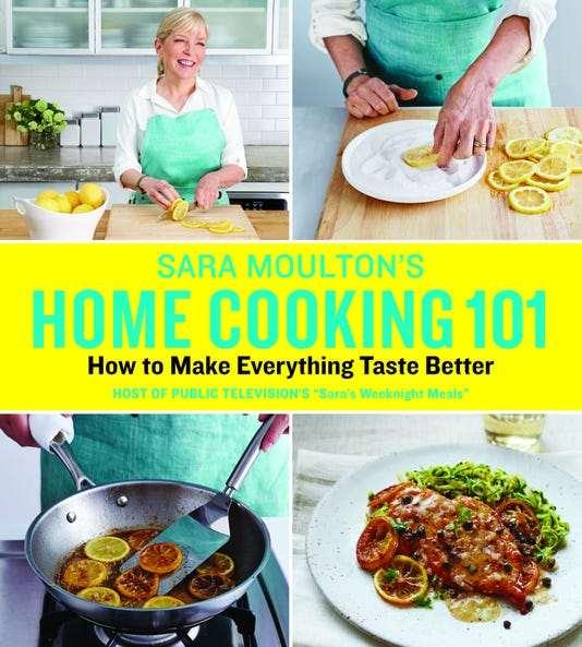 PNJ Sara Moultons Home Cooking 101 Cover Image
