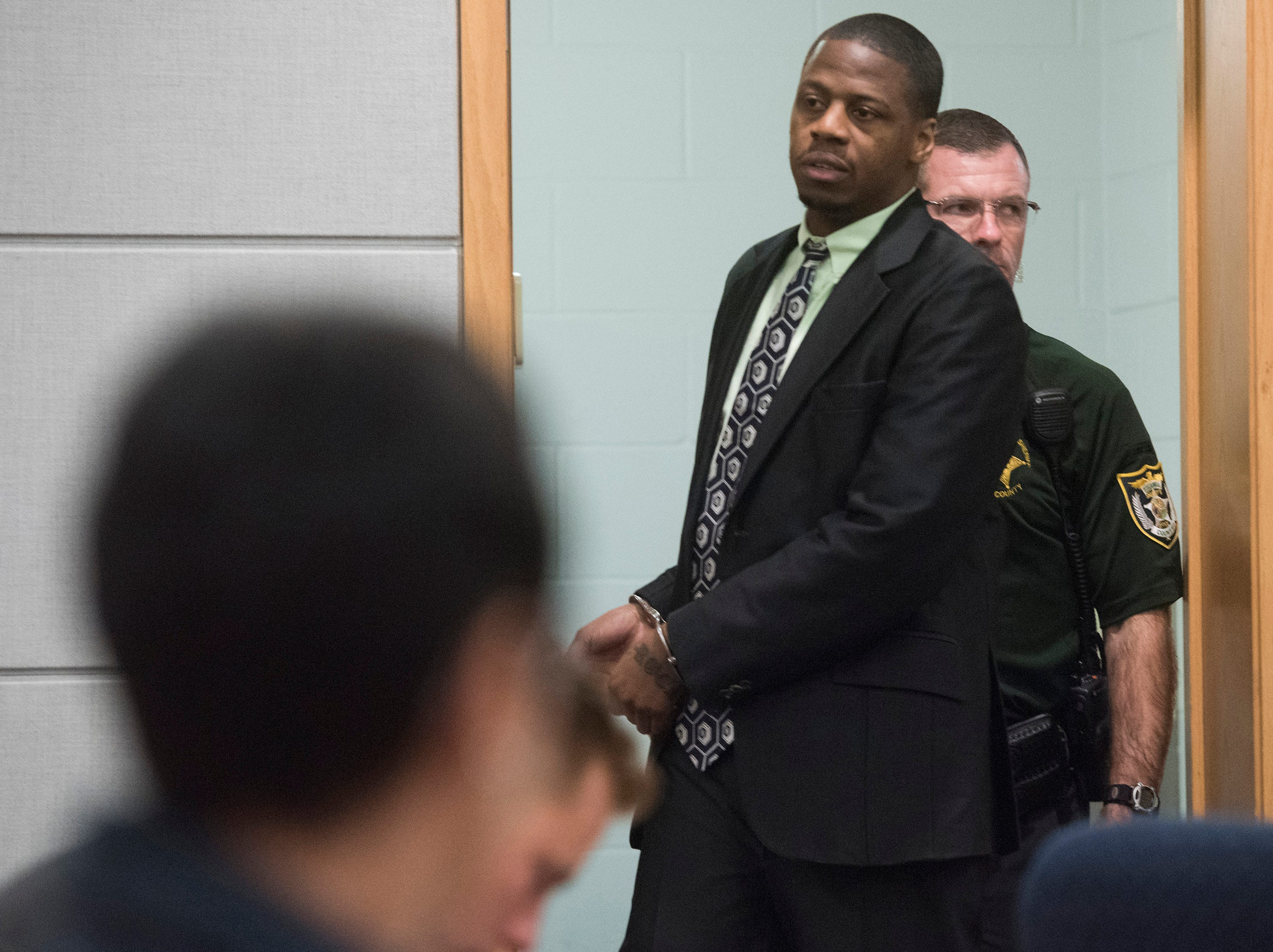 PHOTOS: Second trial underway for Pensacola man accused in baby's death
