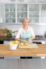 "Sara Moulton's current TV show ""Sara's Weeknight Meals"" has had eight seasons on PBS."