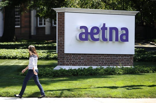 Aetna, hiring 160. The health-care benefits company has openings ranging from customer-service representatives to pharmacists. More info: aetna.jobs.
