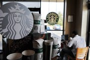 Some Tempe police officers, drinking coffee before the start of their shift, say they were asked to move or leave a Starbucks because another customer was uncomfortable.