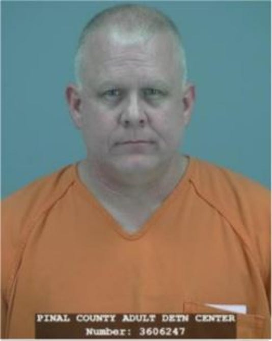 Mark Dillon Mugshot