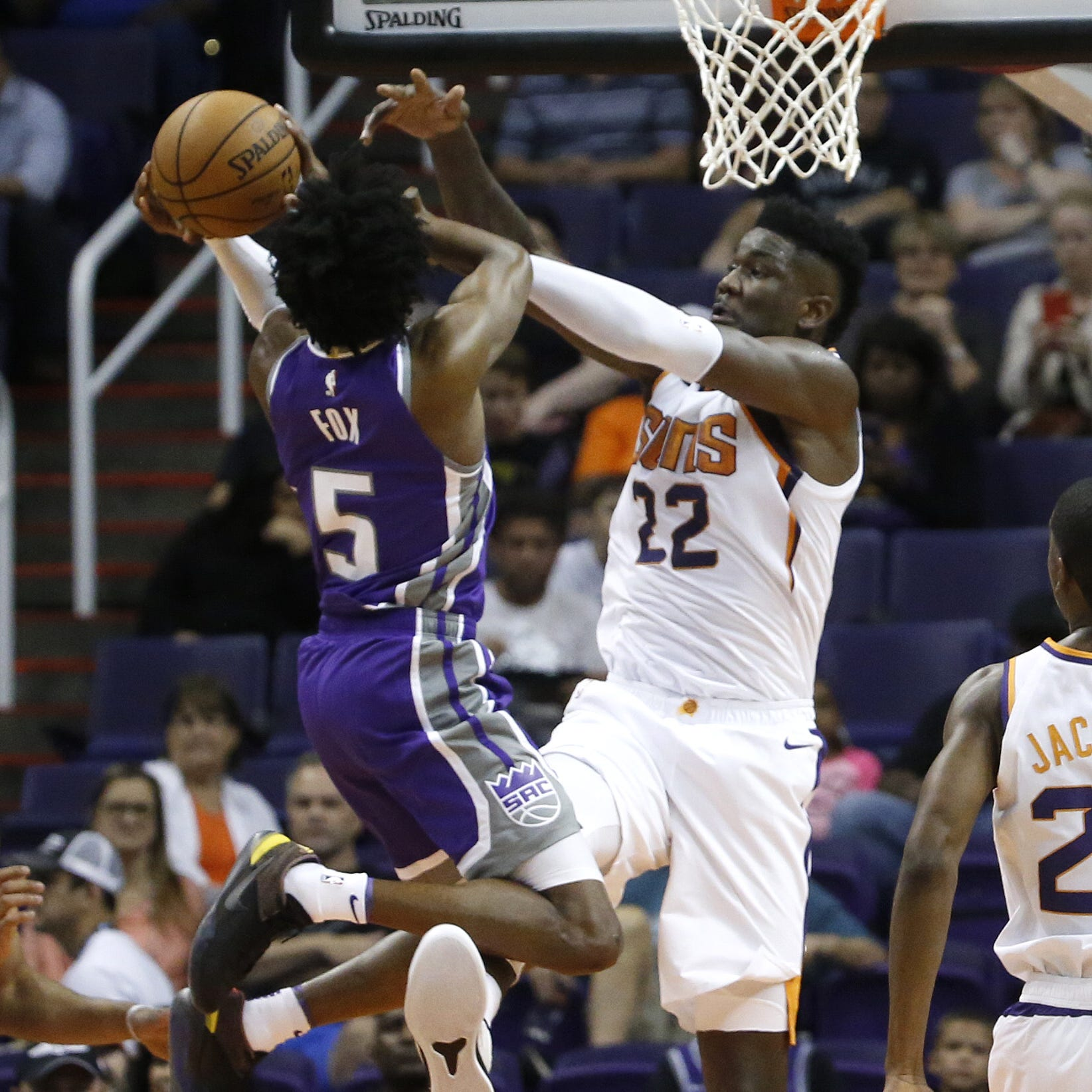 Suns and Kings are both young teams, but Sacramento is already on a winning track
