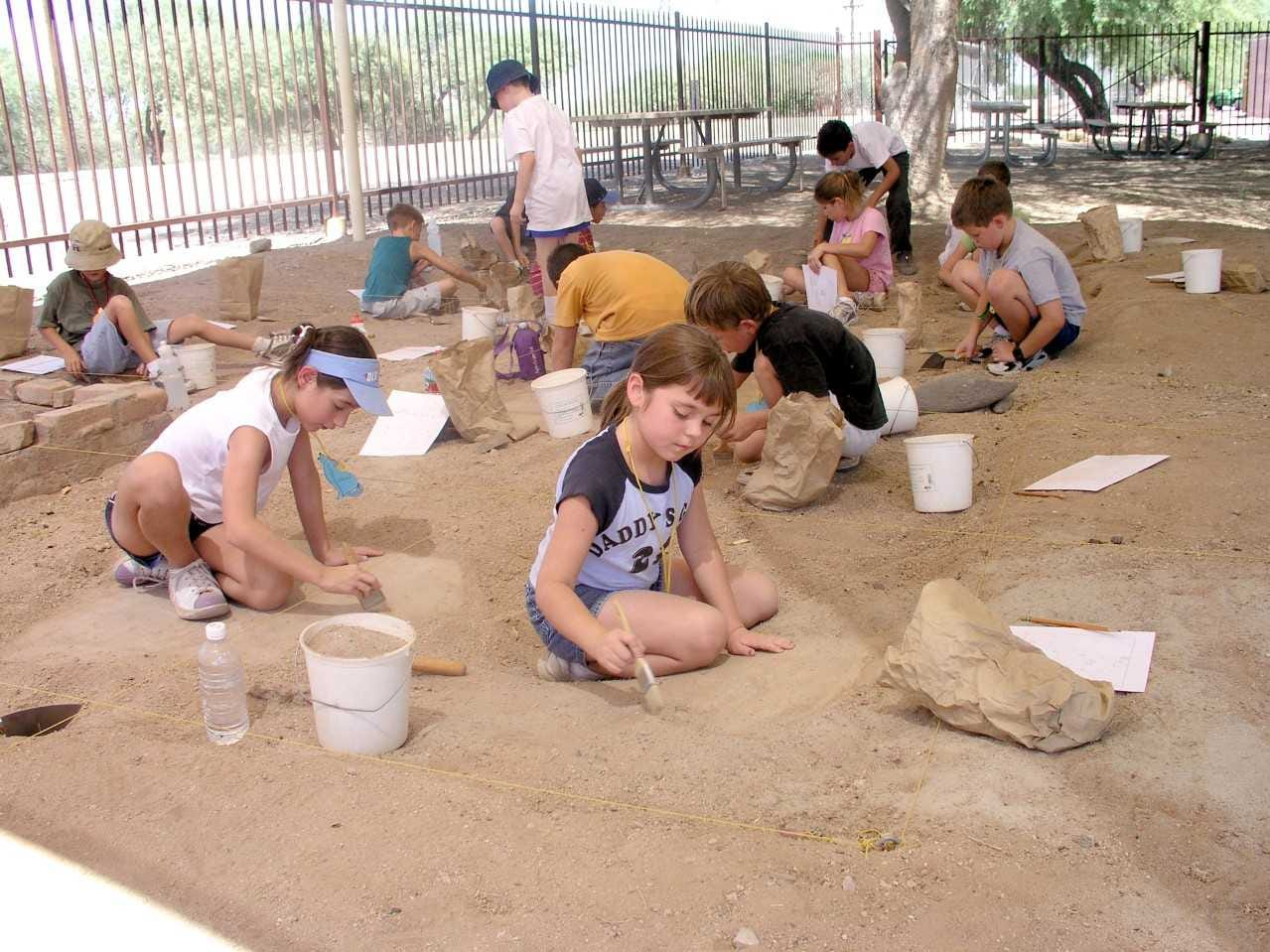 Nov. 3: Archaeology for kids