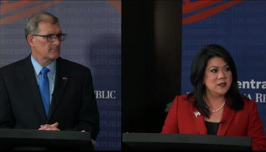 Arizona Treasurer Debate