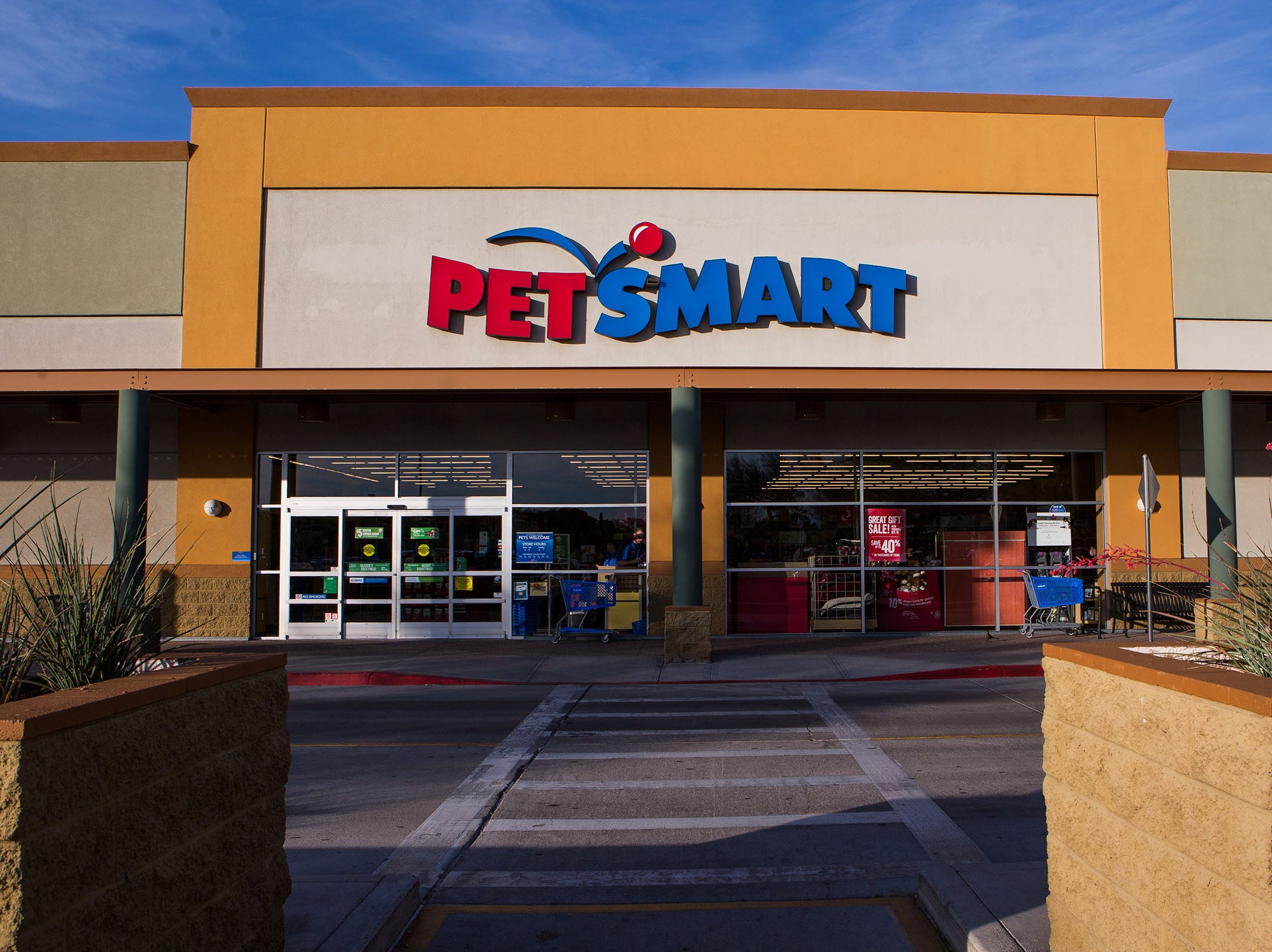 PetSmart, hiring 380. The company provides pet supplies and services. More info: careers.petsmart.com.
