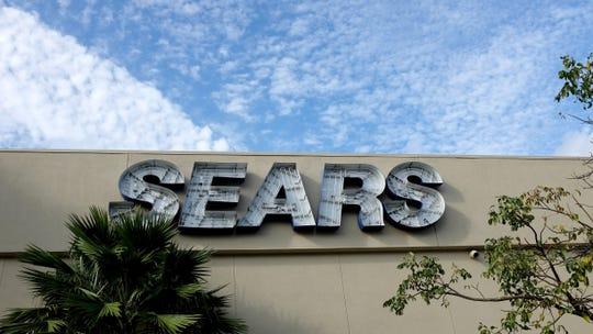Five Arizona Sears stores are closing.