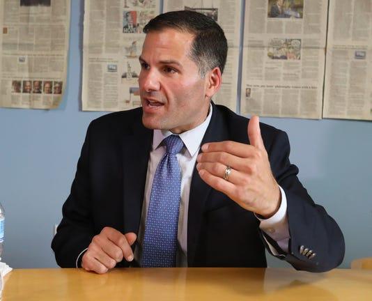 Marc Molinaro At Poughkeepsie Journal