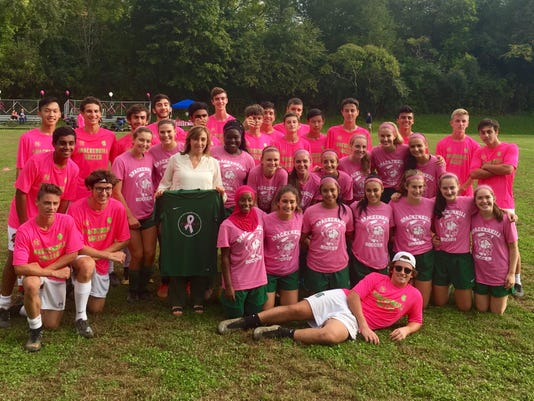 Spackenkill Soccer Concetta Lanza