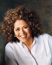 Playwright, actor, and educator Anna Deavere Smith.