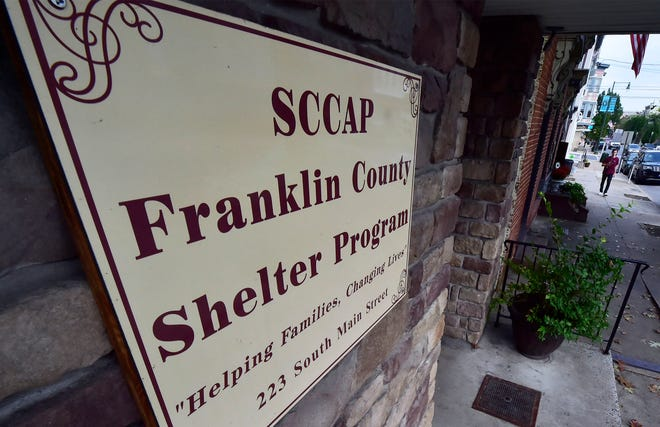 Funding cuts, due to government program restructuring, are affecting Maranatha and SCCAP Franklin County Homeless Shelter.