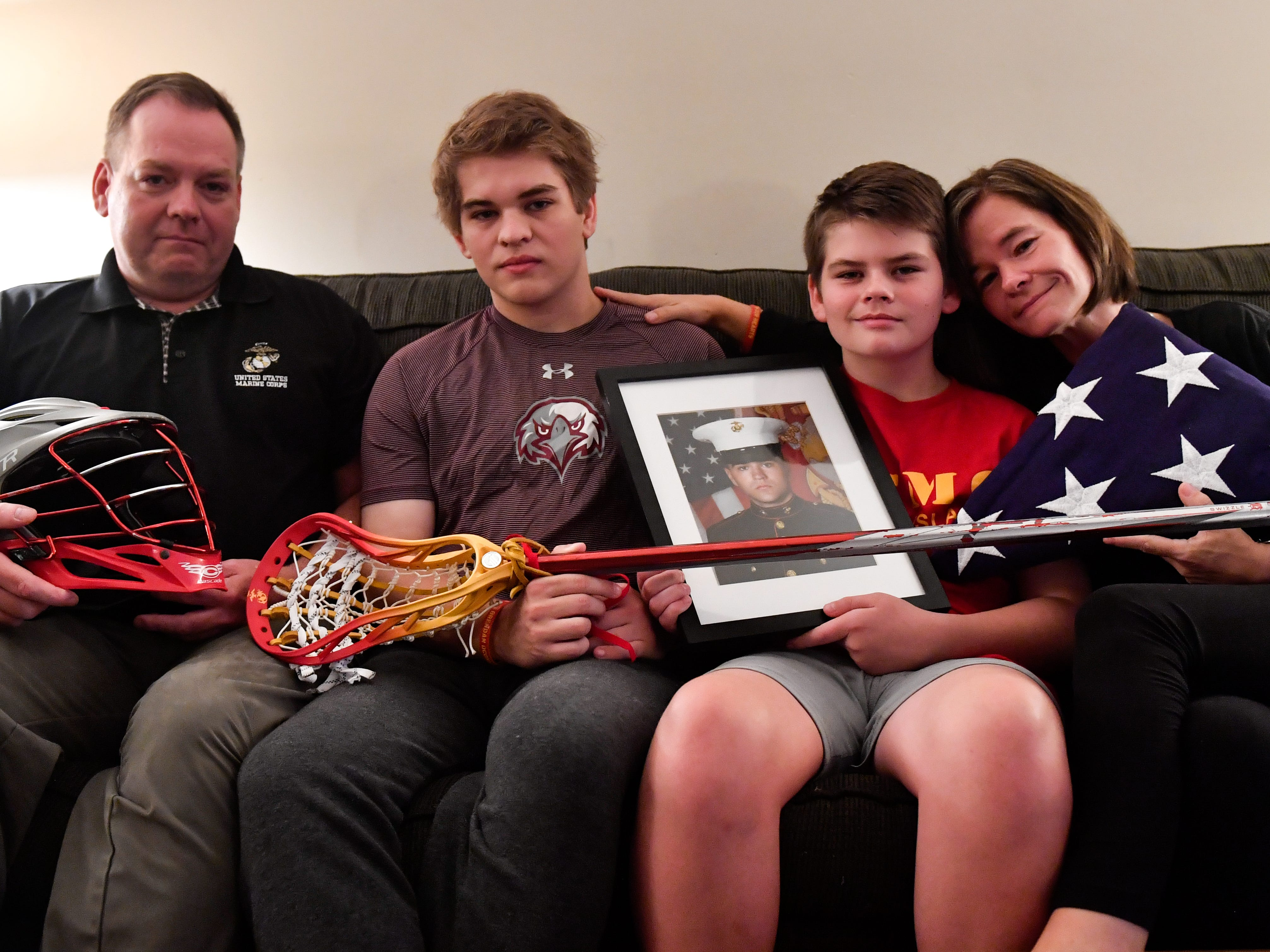 'A big brother to so many': Family still reeling from York Catholic grad's sudden death