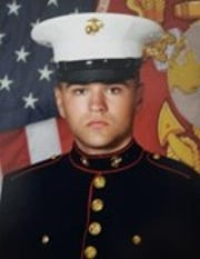 Brendan O'Connor, a 2013 York Catholic grad, was a member of the U.S. Marine Corps Reserves.