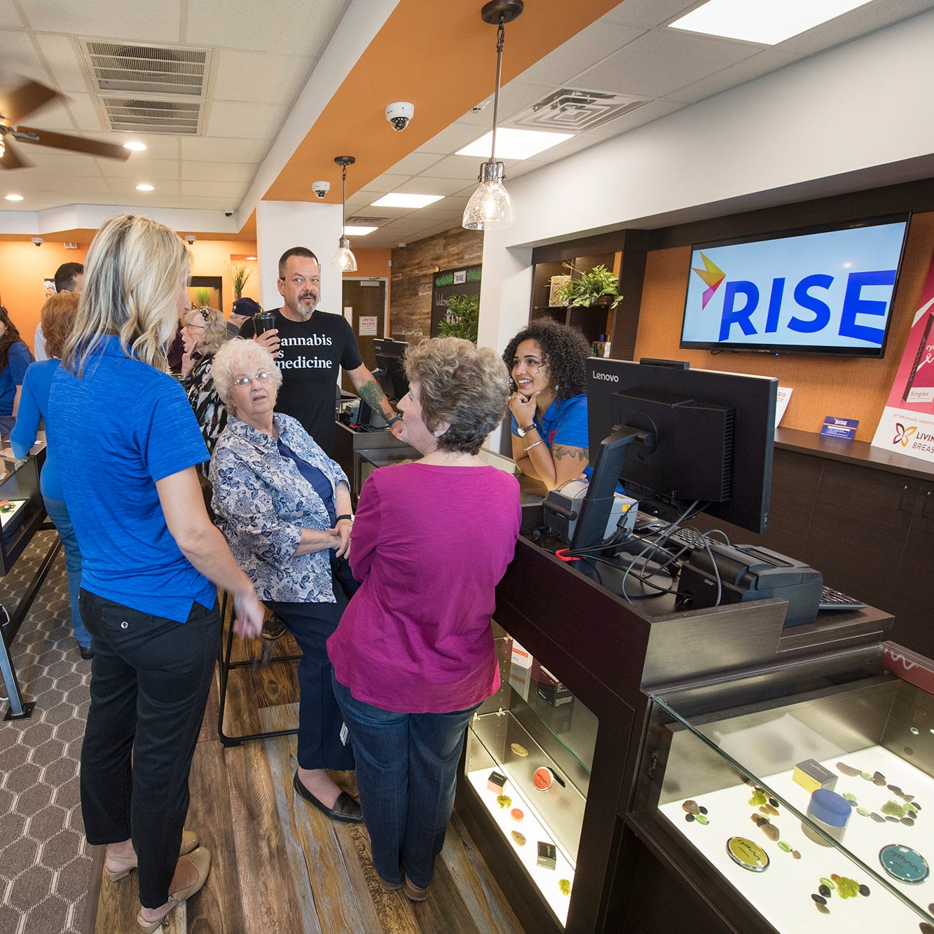 Take a look inside medical marijuana dispensary opening in West Manchester Township