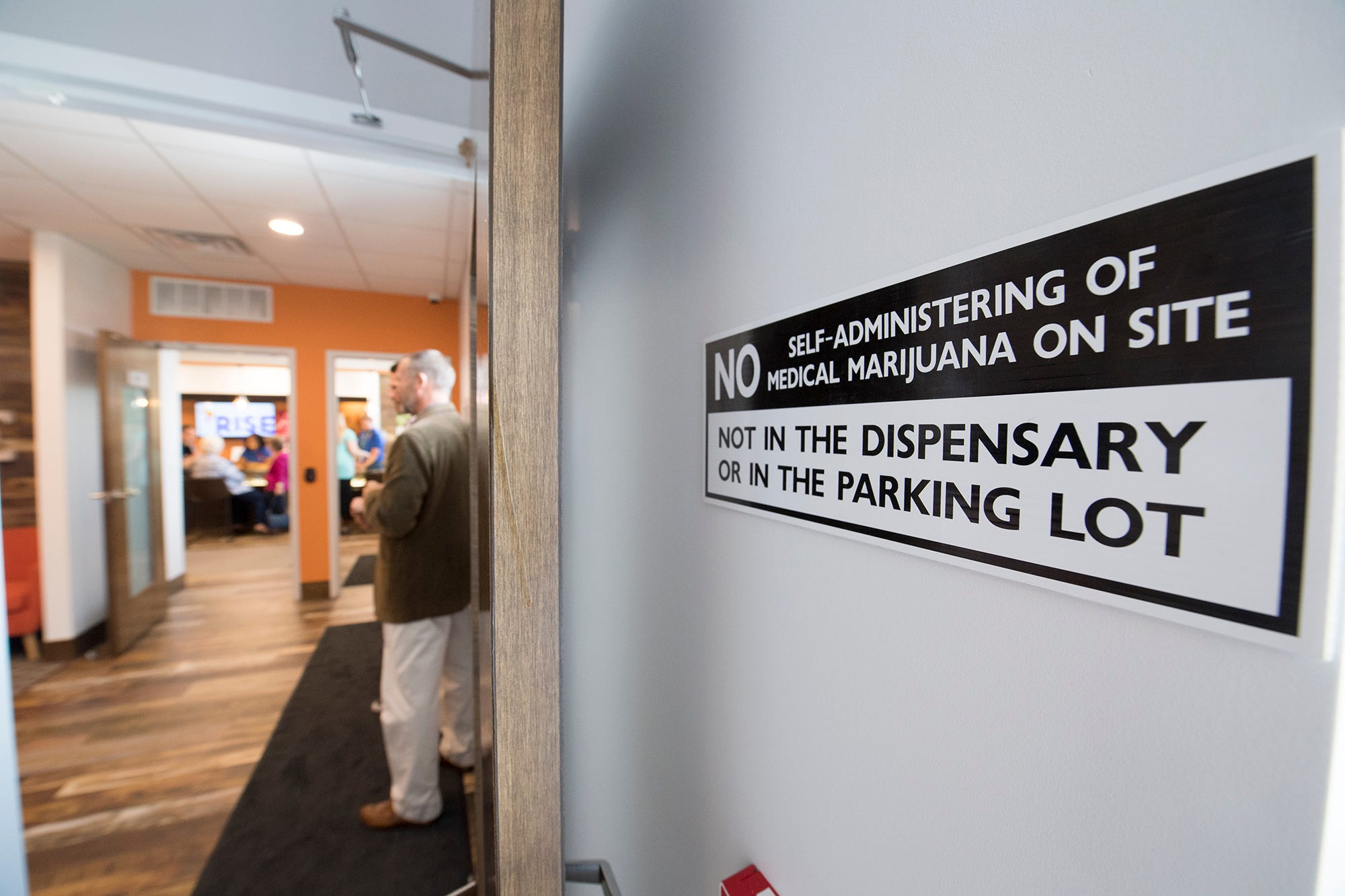 Take a tour of new medical marijuana dispensary in West Manchester  Township, open house