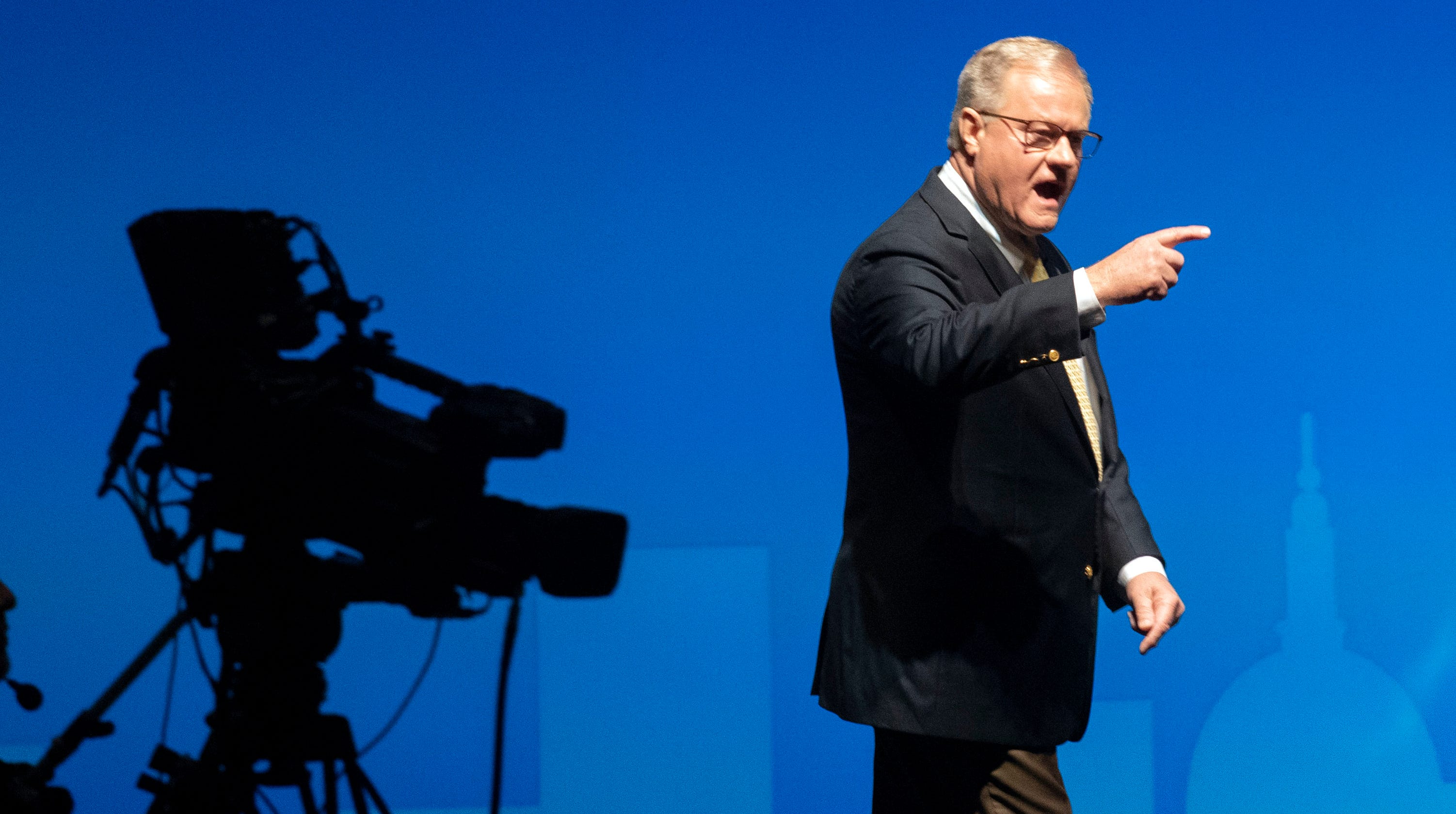 Pa  election: Scott Wagner says he'll 'stomp all over' Gov